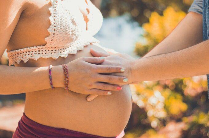 Ciążą a pielęgnacja